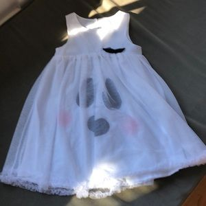 Halloween ghost dress